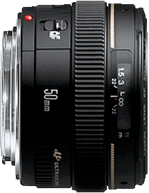 A classic standard lens.  The f/1.8 aperture allows shallow depth of field and low light photography at a very affordable price.