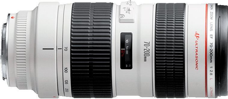 This is the NON-IS version of the 70-200mm f/2.8