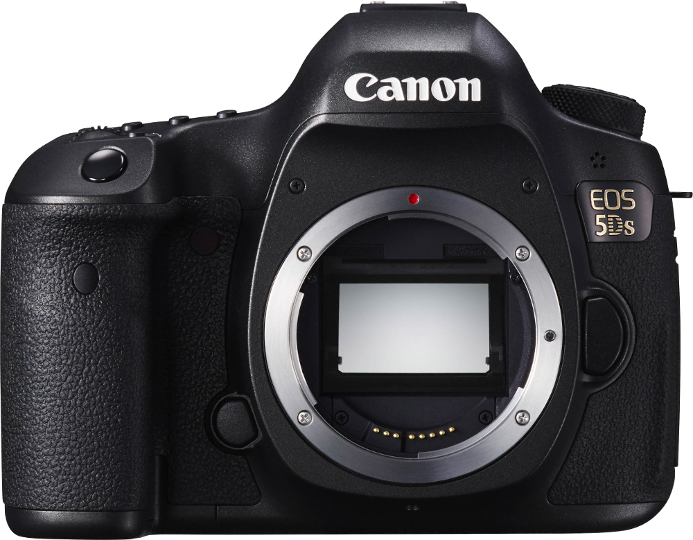 A 50.6 megapixel full frame digital SLR