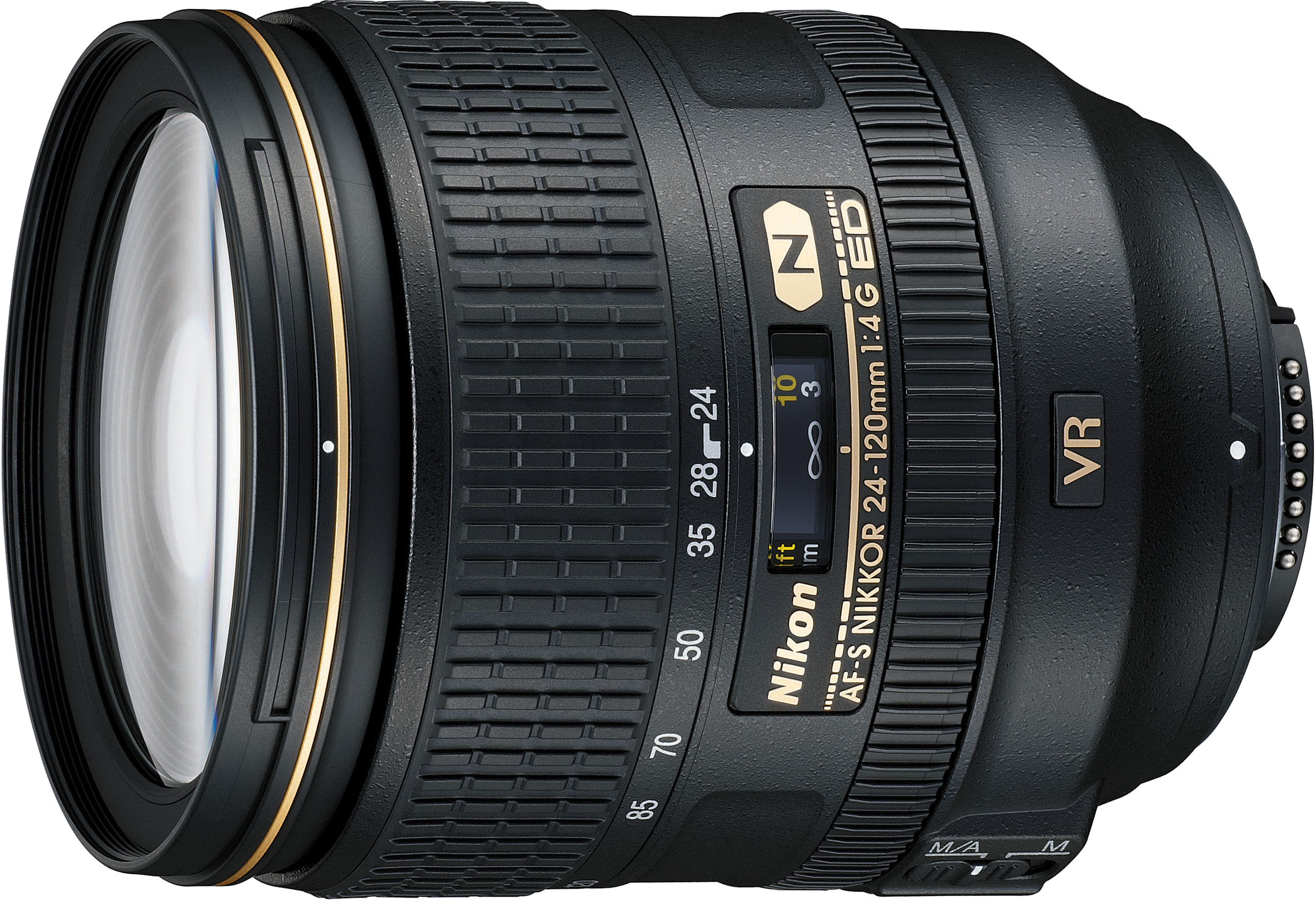 A versatile medium focal length lens with vibration reduction and a constant f/4.