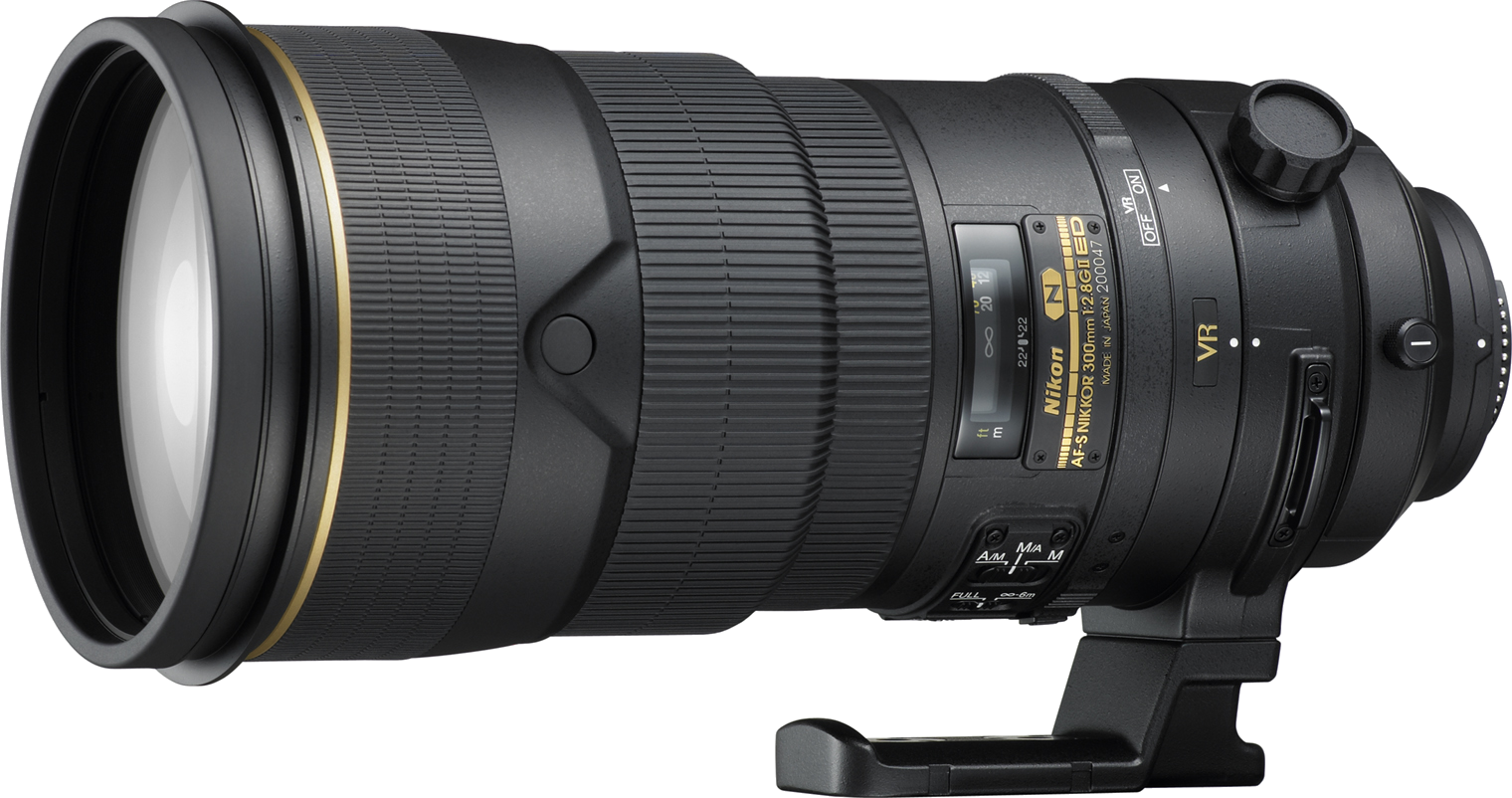 One of the best lenses for sports and wildlife photography.