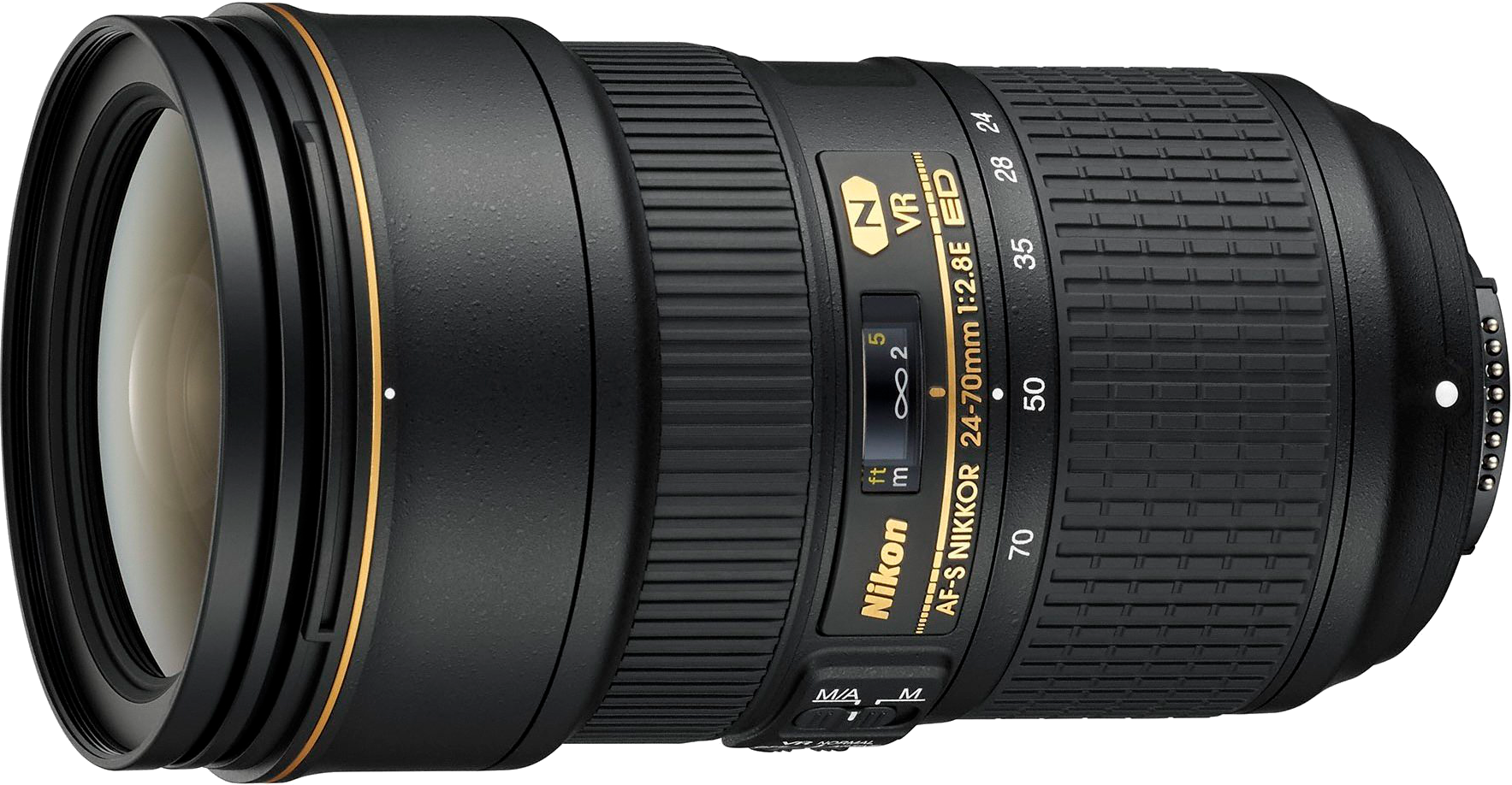 Nikon's newest 24-70mm with vibration reduction